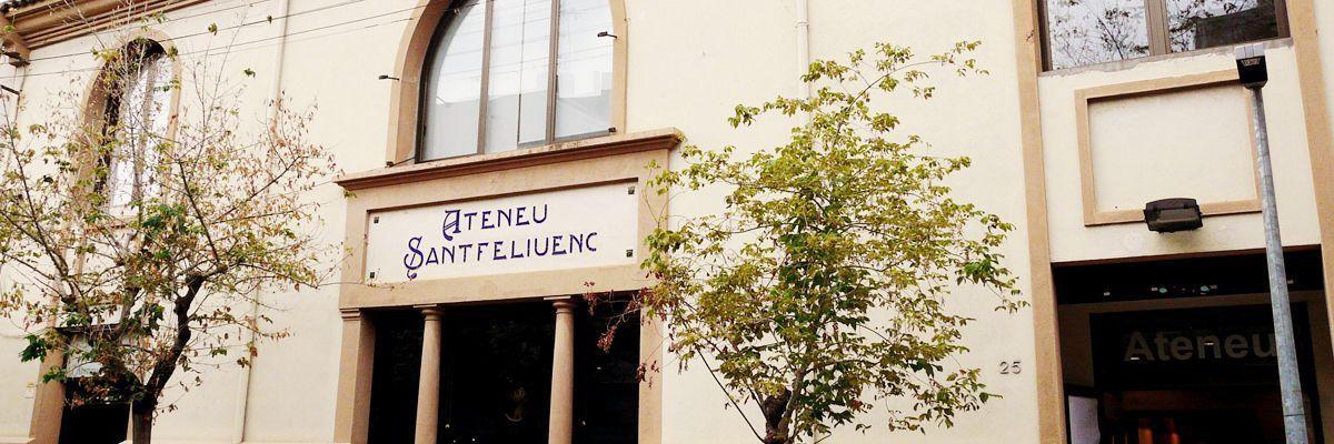Edifici Ateneu Santfeliuenc