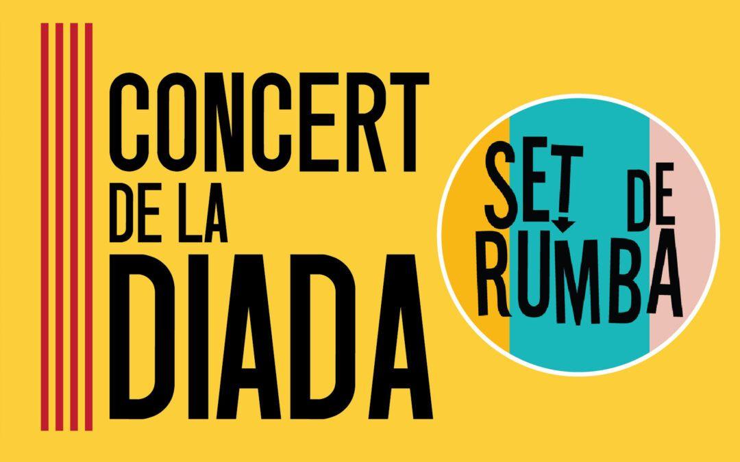 Rumba catalana per a celebrar la Diada